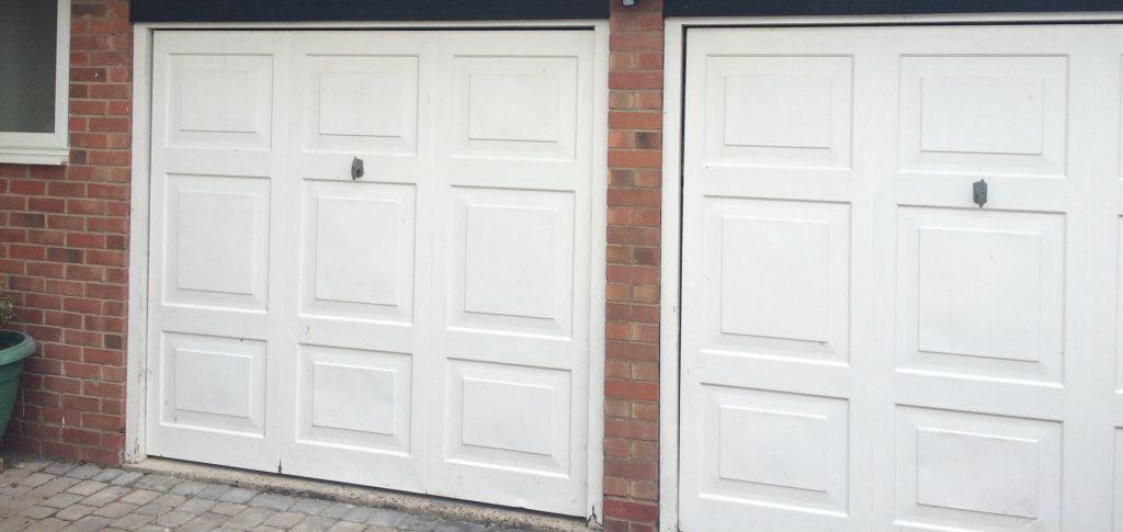 Garage conversion building services in Suffolk