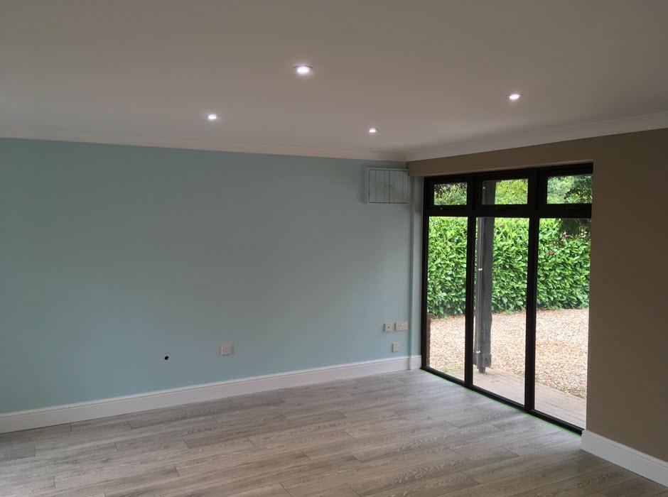 portfolio garage conversion Redgrave