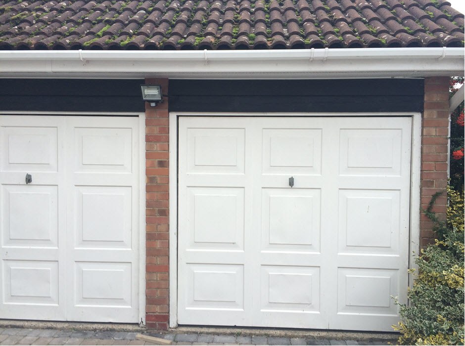 garage converted Barningham