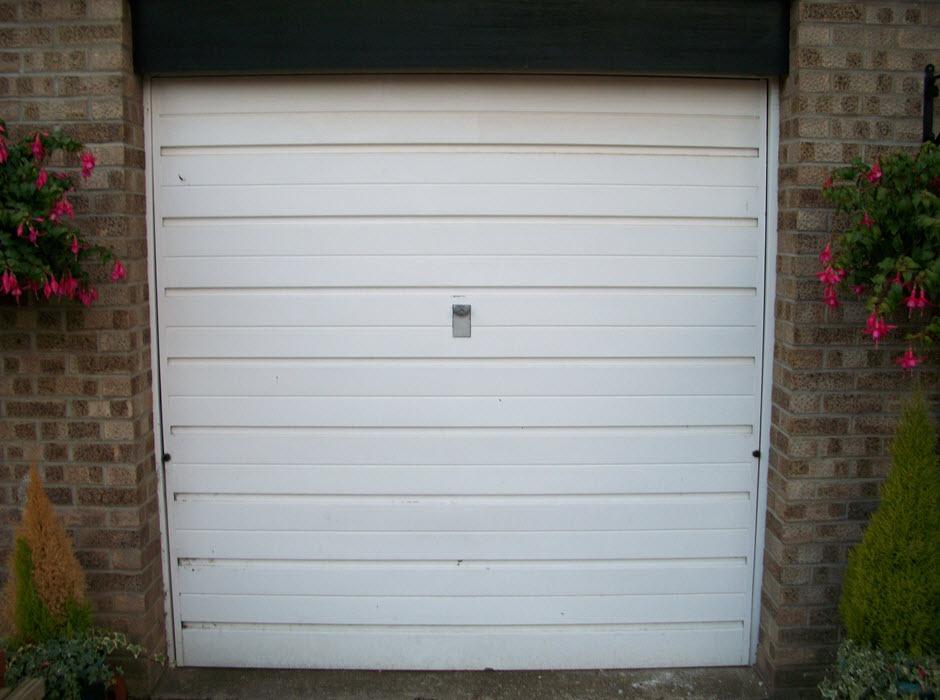 Single integral garage conversion