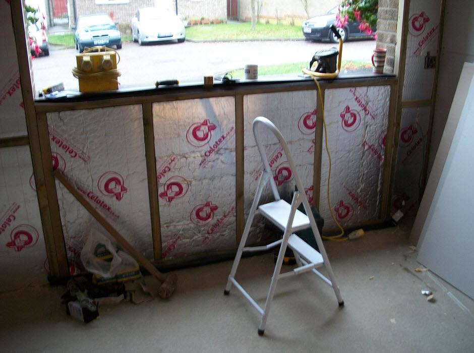 Garage conversion Stowmarket
