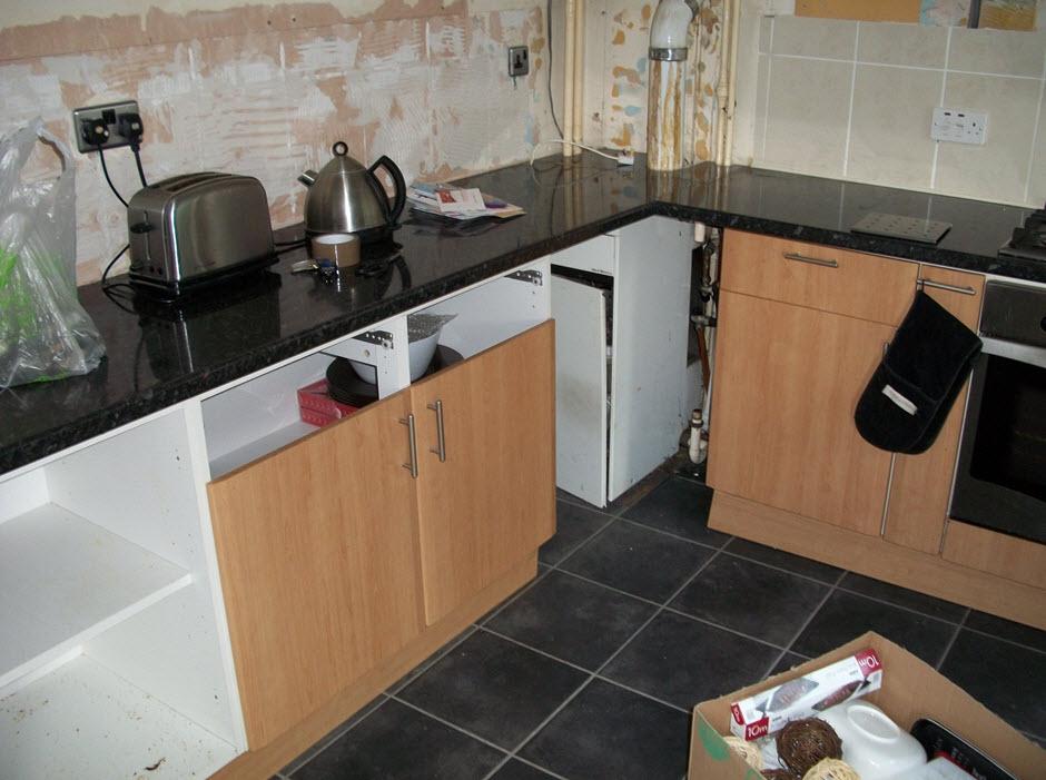 refit kitchen Onehouse