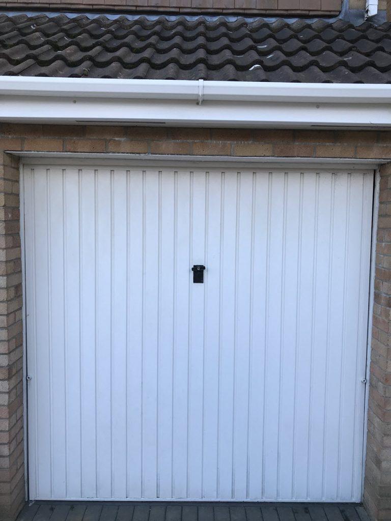 Garage converted Norwich