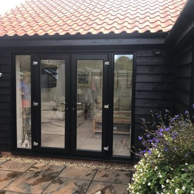 house extension Crowfield